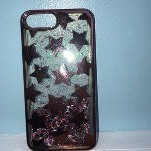 Accessories - iPhone 7plus & 8plus glitter case